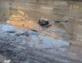 شكوى من انتشار مياه الصرف بشارع مسجد بكرى بقرية طنان بالقليوبية.. المحافظ يستجيب