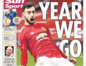 """مان يونايتد ضد ليفربول .. ماذا قالت صحف إنجلترا عن خسارة الريدز """"صور"""""""