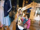 أم طفلة نبروه المعذبة تتقدم ببلاغ ضد زوجها لإكراهها على توقيع إيصالات أمانة