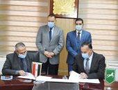 محافظ الشرقية ورئيس هيئة محو الأمية يشهدان توقيع بروتوكولات تعاون