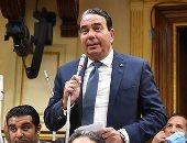 صور.. أيمن أبو العلا يطالب باستخراج جواز سفر خاص لزوج النائبة أسوة بزوجة النائب