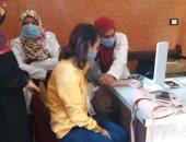 الكشف على مليون مواطن ضمن مبادرة علاج الأمراض المزمنة والاعتلال الكلوى بالمنيا