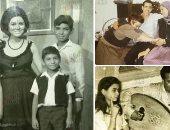 صور عائلية نادرة لوالدة وشقيقات السندريلا من أهم مراحل حياتها.. ذكرى ميلادها