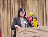 """عبير موسى: تونس تمر بمرحلة مفصلية والشعب ينتظر محاسبة """"إخطبوط"""" الإرهاب"""
