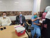 الصحة: 3 وكلاء وزارة بالمحافظات حصلوا على لقاح كورونا .. اعرف التفاصيل