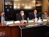 """""""تضامن النواب"""" تبدأ اجتماعها بحضور وزير التموين لمناقشة بيانه.. صور"""