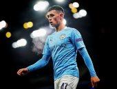 لاعب مانشستر سيتي الأعلى تقييماً في ربع نهائي بدوري أبطال أوروبا