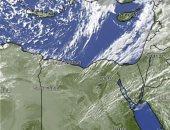 آخر صور الأقمار الصناعية تشير لسقوط أمطار بمطروح والسلوم والإسكندرية
