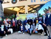 نائب رئيس جامعة طنطا يفتتح فعاليات الاحتفال باليوم الوطنى للبيئة .. صور