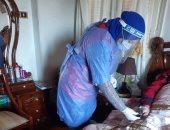 صحة الدقهلية: متابعة 4900 حالة عزل منزلى وشفاء 4525 حالة لفيروس كورونا