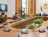 الرئيس السيسى يوجه بتوفير أحدث المعدات والآلات لمشروع تطوير الريف المصرى