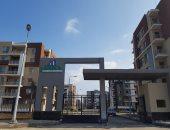 """رئيس جهاز مدينة دمياط الجديدة يتفقد وحدات مشروع """"JANNA"""" استعداداً لتسليمها لحاجزيها"""