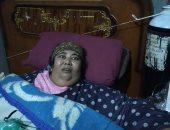 يسرية تبدأ رحلة التخلص من 200 كيلو وزن زائد بعد نشر قصتها باليوم السابع