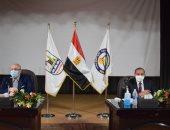موافقة مجلس جامعة بنى سويف على ترقية 28 عضو هيئة تدريس