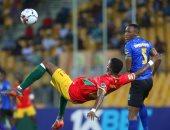 """غينيا وزامبيا تكملان عقد منتخبات دور الـ8 فى أمم أفريقيا للمحليين """"صور"""""""