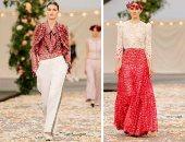 أزياء ربيع وصيف 2021.. شانيل تقدم مجموعتها الحالمة خلال أسبوع الموضة بباريس