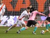 """رايو فاليكانو ضد برشلونة.. ميسي يتعادل للبارسا في الدقيقة 69 """"فيديو"""""""