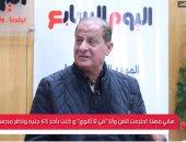 """هانى مهنا لـ تلفزيون اليوم السابع: حسنى مبارك قال لى """"بتتحدانى يا هانى؟"""""""
