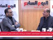 """هانى مهنا لتليفزيون اليوم السابع: قعدت مع سميرة سعيد بعد طلاقنا كـ""""إخوات"""""""