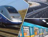 فيديو.. إكسترا نيوز تعرض تقريرا حول مزايا القطار الكهربائى