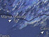 صور الأقمار الصناعية تتوقع أمطارا على الإسكندرية ومطروح والبحيرة وكفر الشيخ