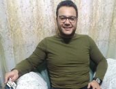 """""""الغطاس البطل"""".. """"حسين"""" فقد قدميه وتحدى الإعاقة ويسعى أن يكون أول مدرب غوص.. لايف"""