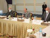 """وزير التنمية المحلية يوجه بسرعة تنفيذ مشروعات القرى:""""ليس لدينا رفاهية الوقت"""""""