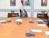 الرئيس يوجه بمواصلة تحسين المؤشرات الاقتصادية والحفاظ على الاستقرار النقدى والمصرفى