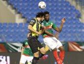 الاتحاد يتأخر بهدف أمام الاتفاق بالشوط الأول من الدوري السعودي.. فيديو