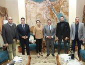 جامعة مصر للعلوم والتكنولوجيا أول جامعة خاصة تشارك فى تأهيل القيادات الشبابية