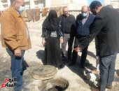 مياه القناة: حلول جذرية لمشكلات الصرف بمنطقة أرض المزادات بالإسماعيلية
