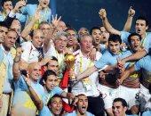 فيفا يحتفى بذكرى تتويج الفراعنة بكأس أفريقيا للمرة الثالثة فى 2010