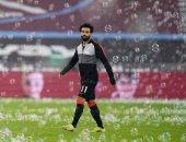 """""""دائم الإبداع"""".. ليفربول يحتفى بإنجاز جديد محمد صلاح بعد إحرازه 20 هدفا"""