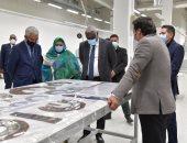 رئيس مفوضية الاتحاد الإفريقى يزور المتحف المصرى الكبير.. صور