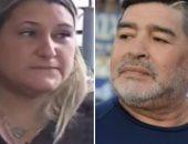 ابنة مارادونا تتهم محامى والدها بالتواطؤ مع الطبيب النفسى لقتله