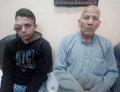 مأساة الطفل عبد الرحمن بالشرقية يعانى من التنمر لإصابته بورم فى العين