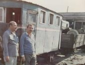 من ينقذ المحطة التراثية لقطار البضائع الفرنساوى بالمنصورة بعد 130 سنة؟
