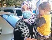 التضامن تحقق فى واقعة طرد سيدة بأبنائها من دار رعاية بمصر الجديدة.. صور