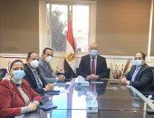 ننشر نتائج اجتماع وزير الإسكان بالهيئة البرلمانية لحزب مستقبل وطن ببورسعيد