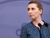 رئيسة وزراء الدنمارك تحتفل بفوز منتخب بلادها بذهبية مونديال اليد فى مصر
