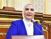 وزيرة التضامن:القيادة السياسية تسعى لحفظ كرامة المواطن واستثمار القوى البشرية