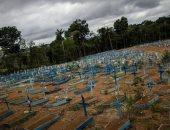 البرازيل تحقق فى أسباب تجاوز وفيات كورونا نصف مليون شخص