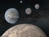 اكتشاف كوكب خارج المجموعة الشمسية شديد الحرارة ضعف حجم كوكب المشتري