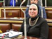 وزيرة الصناعة تزور العراق لبدء التنفيذ الفعلي لقرارات القمة الرئاسية