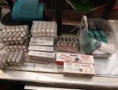 هيئة الدواء تضبط مخزنين غير مرخصين بالقاهرة لتداول أدوية مغشوشة