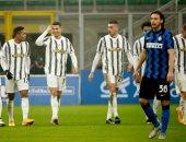 يوفنتوس يحقق فوزا مثيرا على إنتر ميلان فى نصف نهائى كأس إيطاليا