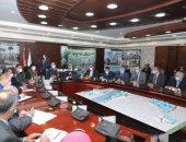 وزراء النقل والتنمية المحلية والثقافة يطلقون مشروع مولات تجارية بالمنصورة