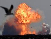 انفجار عبوة ناسفة استهدفت رتلا تابعا للتحالف الدولى بمحافظة الأنبار العراقية