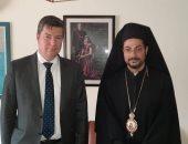 اتفاق للتعاون الثقافى والإعلامى بين الكنيسة الكاثوليكية والسفارة البلجيكية
