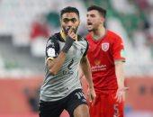 حسين الشحات: ألعب فى الأهلى لا أحتاج للقطة ولم أقدم ما يرضى طموحى